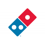 logo Domino's pizza Paris 204 rue de Charenton
