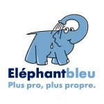logo Elphant Bleu NANGIS