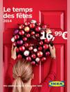 Prospectus Ikea : Le temps des fêtes