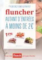 Promos et remises  : Les entrées à - de 2€