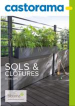 Guides et conseils Castorama :  Guide Sols & Clôtures 2015