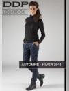 Catalogues & collections DDP Woman REDON 41 Grande Rue : Feuilletez le lookbook automne hiver 2015