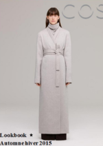 Catalogues et collections COS : Lookbook automne hiver 2015