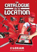 Catalogues et collections Loxam : Le catalogue de la location