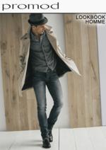 Catalogues et collections Promod : Les nouveaux looks homme