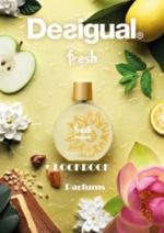Catalogues et collections Desigual : Venez découvrir le lookbook parfum