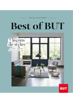 Catalogues et collections BUT : Best of BUT