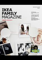 Prospectus IKEA : IKEA Family Magazine automne hiver 2015