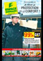 Prospectus Espace emeraude : Je veux la protection et le confort !