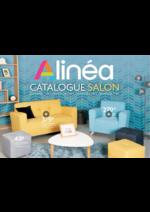 Catalogues et collections Alinéa : Catalogue Salon