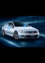 Catalogues et collections Volkswagen : Nouvelle Passat GTE