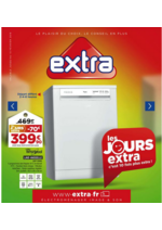 Catalogues et collections EXTRA : Les Jours Extra