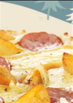 Catalogues et collections pizza sprint : Découvrez en édition limitée La Montagnarde