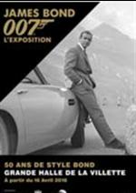 Evénements Carrefour Spectacles : James Bond 007 L'Exposition