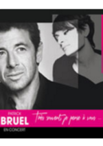 Catalogues et collections Carrefour Spectacles : Bruel chante Barbara