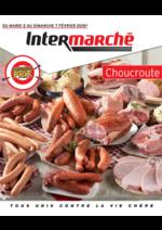 Prospectus Intermarché Hyper : Choucroute
