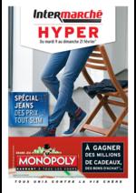 Prospectus Intermarché Super : Spécial Jeans : des prix tout slim