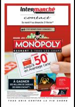 Prospectus Intermarché Contact : Jusqu'à 50% en avantage carte