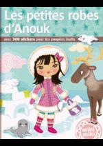 Catalogues et collections Decitre : Vacances d'hiver : des activités pour les petites mains