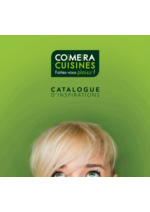Catalogues et collections Comera Cuisines : Catalogue d'inspirations