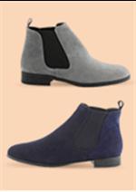 Bons Plans La Halle aux Chaussures : Les 2 paires de Chelsea boots à 60€