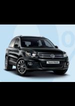 Promos et remises Volkswagen : Crédit à 0% sur toute la gamme
