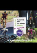 Catalogues et collections Mondovélo : Le catalogue 2016