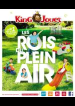 Prospectus King Jouet : Les rois du plein air