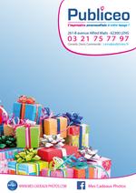 Prospectus PUBLICEO : Les plus belles idées de cadeaux personnalisés