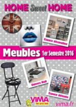 Prospectus VIMA : Meubles 1er semestre 2016