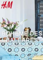 Catalogues et collections H&M : Le catalogue  maison Bohème des Baléares