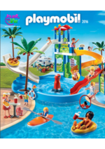 Catalogues et collections Picwic : Catalogue Playmobil 2016