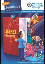 Guides et conseils Espace culturel E.Leclerc : Guide jeunesse 2016