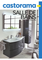 Catalogues et collections Castorama : Guide 2016 Salle de bains