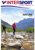 Catalogues et collections Intersport : NATURE 2016