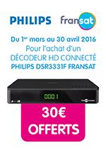 Promos et remises Pulsat : Profitez de 30€ d''ODR sur le décodeur HD !