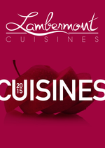 Catalogues et collections Meubles Lambermont  : Catalogue Cuisines