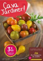 Prospectus Les compagnons des saisons : Çà va jardiner !
