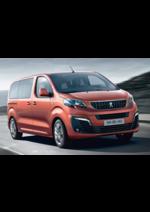 Catalogues et collections Peugeot : Découvrez le nouveau Peugeot Traveller