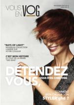 Prospectus Vog coiffure : Vog le Mag printemps été 2016