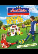 Catalogues et collections JouéClub : Le catalogue spécial plein air