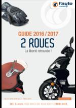 Promos et remises  : Guide 2016-2017 : 2 roues