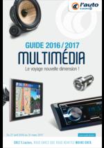 Promos et remises  : Guide 2016-2017 Multimédia