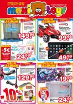 Prospectus Maxi Toys : Feuilletez le prospectus du moment