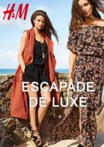 Catalogues et collections H&M : Femme: Escapade de Luxe
