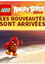 Promos et remises  : Les nouveautés Lego Angry Birds