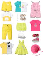 Catalogues et collections Obaïbi : Love Colors bébé