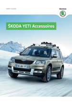Catalogues et collections Skoda : Les accessoires Skoda Yeti