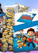 Promos et remises Maxi Toys : La housse de couette à partir de 14,98€