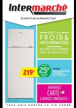 Prospectus Intermarché Super : Spécial froid & arts ménagers
